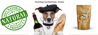 Real Dogs, Eat Real Food