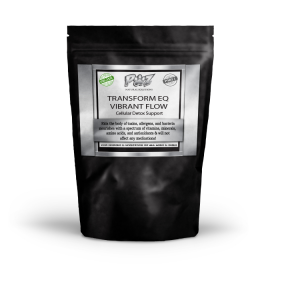 Supplement for Horses | Transform EQ: V-Flow: Cellular Detox Support