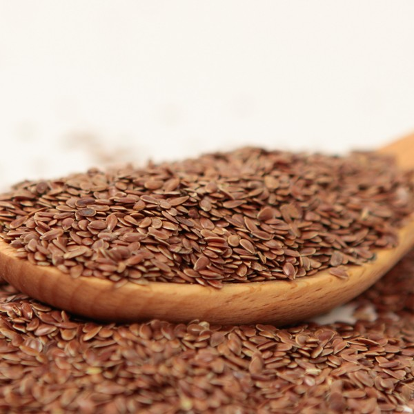 Cats Ground Flax Seed In Food