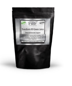 Immunity Support for Dogs | Transform K9 Green Juice - Part 3 - Improve Dog's Immune System, 1 lb (16 oz)