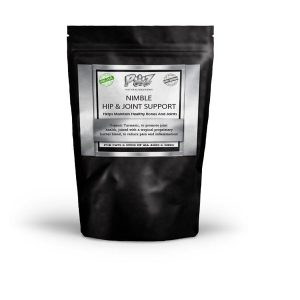 Hip and Joint Health for Dogs | Nimble K9 - The Best Dog Joint Supplement, 1 lb (16 oz)