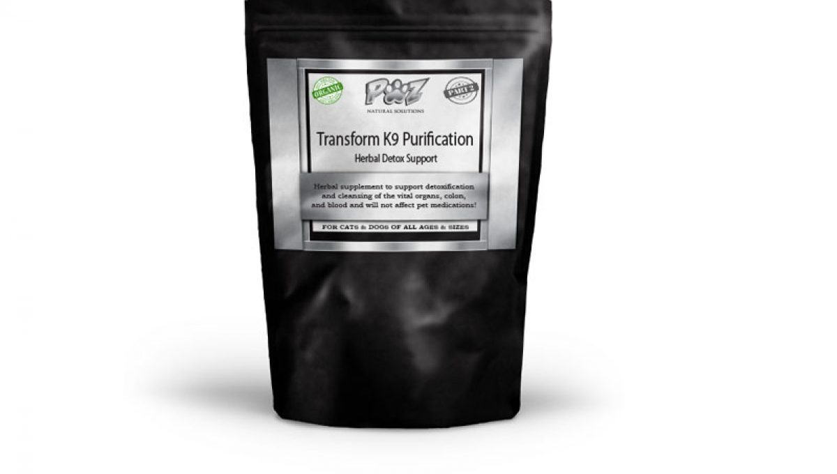 Liver Support for Dogs | Transform K9 Purification - Part 2- Dog Liver Cleanse, 1 lb (16 oz)