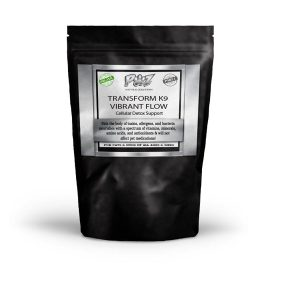Activated Charcoal for Dogs | Transform K9 Vibrant Flow - Part 1- Activated Charcoal for Poison, 1 lb (16 oz)