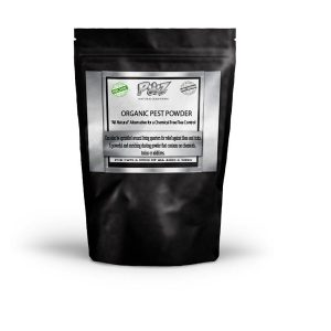 Natural Flea Killer | K9 Pest Powder for Canines, 1 lb (16 oz)